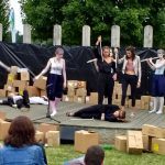 15.7 Collyers drama students perform the tempest (6)