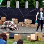15.7 Collyers drama students perform the tempest (7)