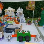 Eco Sculpture entries (2)