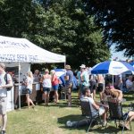 Hepworth's Beer Tent