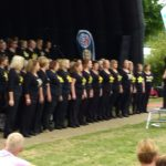 Rock Choir at HF HGMF concert (1)